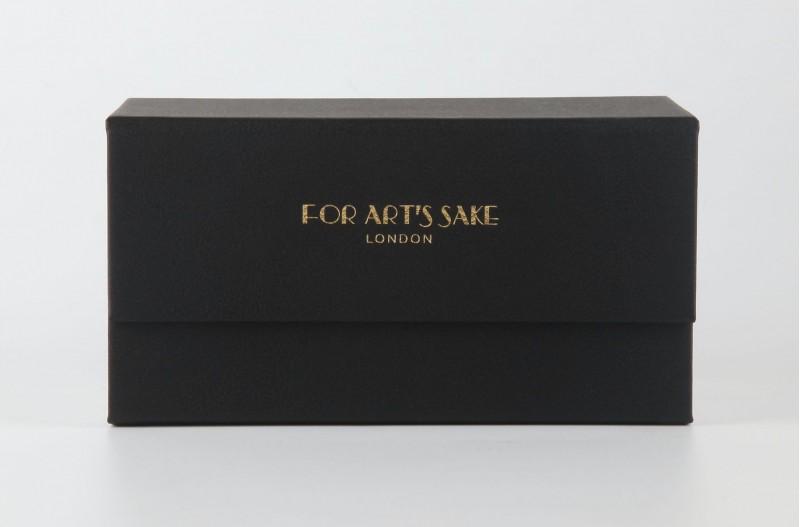 Storage case x 4 black