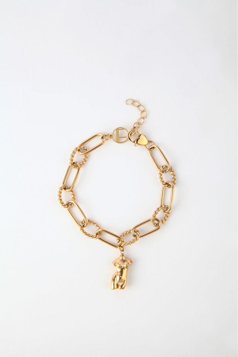 Michelangelo Bracelet Gold